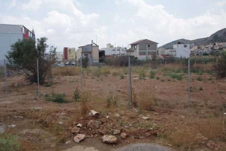 West Athens land 2.400 sq.m for sale