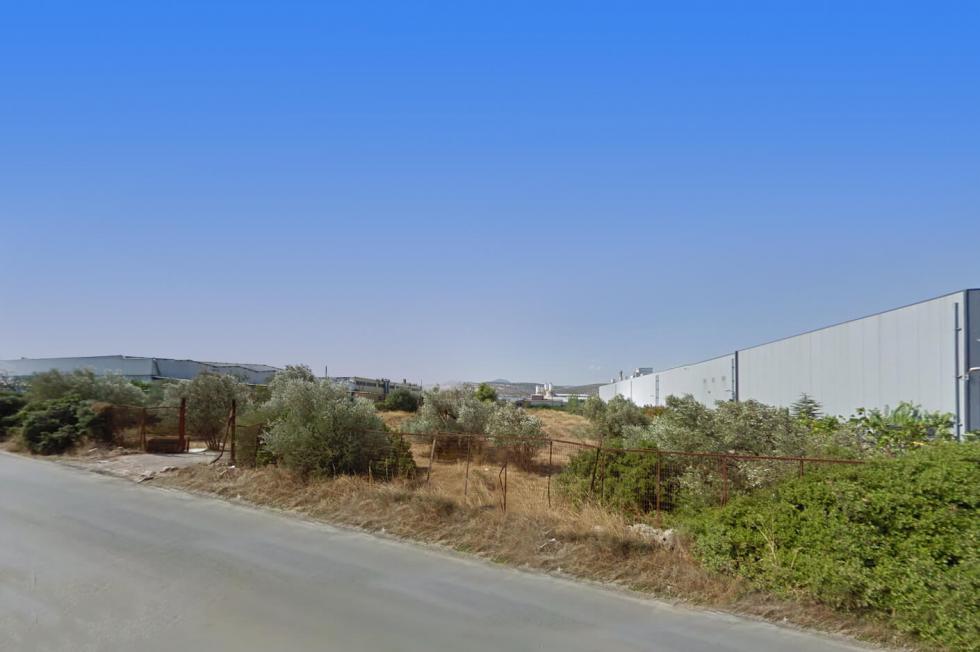 East Attica industrial plot 5.500 sq.m for sale