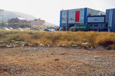 West Athens industrial plot 1.020 sq.m for sale