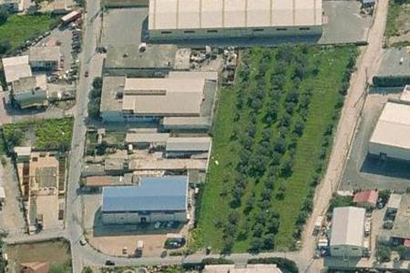 West Athens industrial plot 8.500 sq.m for sale