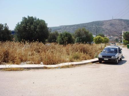 West Athens plot 1.500 sq.m for sale