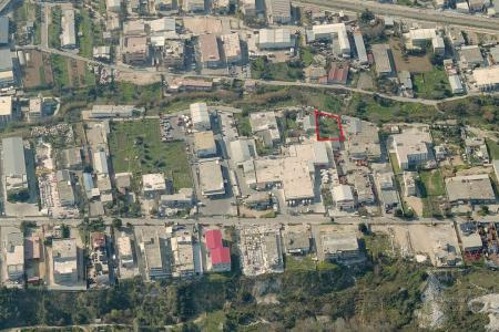 West Athens industrial plot 1.450 sq.m for rent